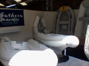 New hypalon boats in stock