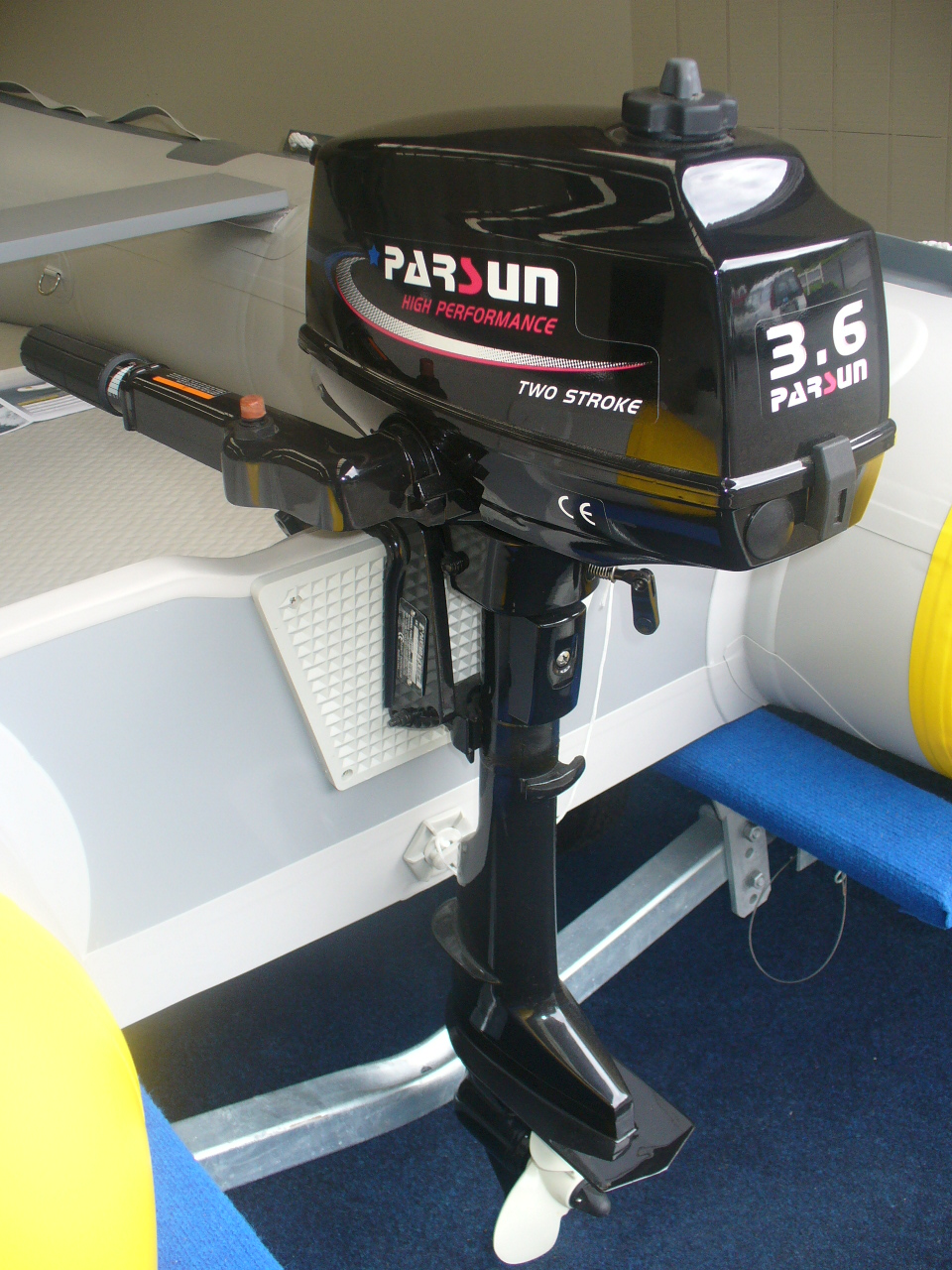 Parsun 2 Stroke Outboard Only Nz 995 Northland
